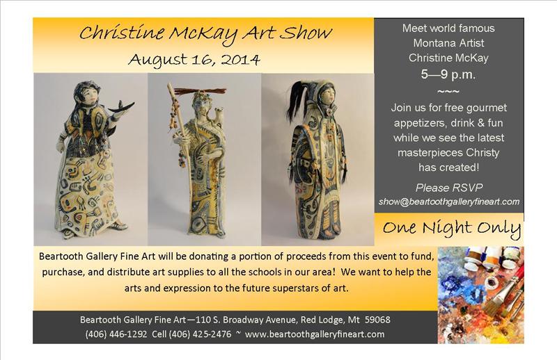 Christine McKay Show