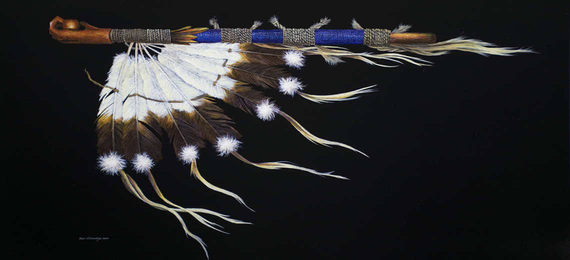 Eagle Talon Pipe by Ron Ukrainetz