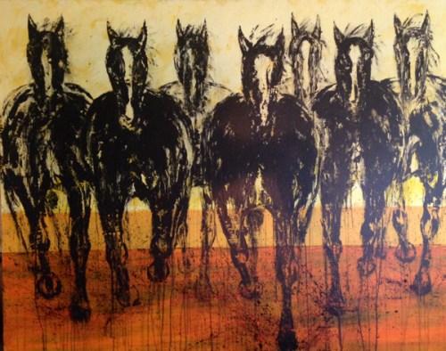 Ryan Brown - Ghost Riders of the Little Bighorn
