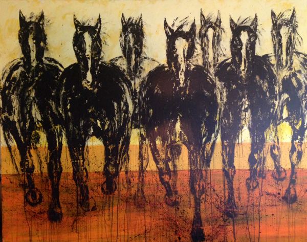 Ryan Brown - Ghost Riders of the Little Bighorn