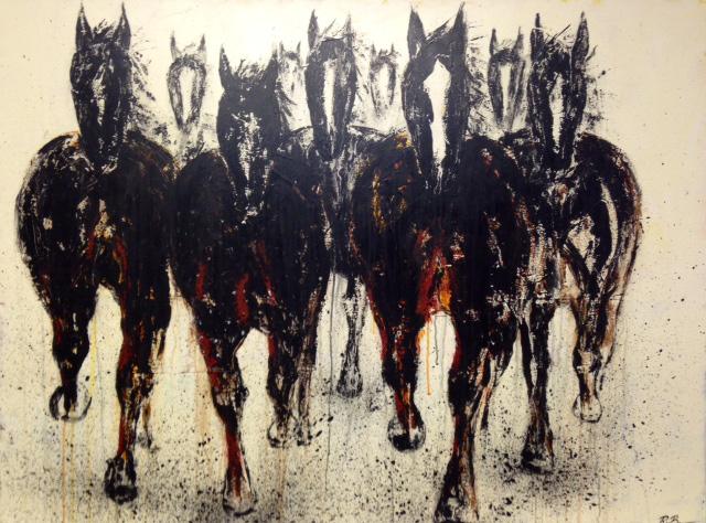 High Plains Spirits by Ryan Brown