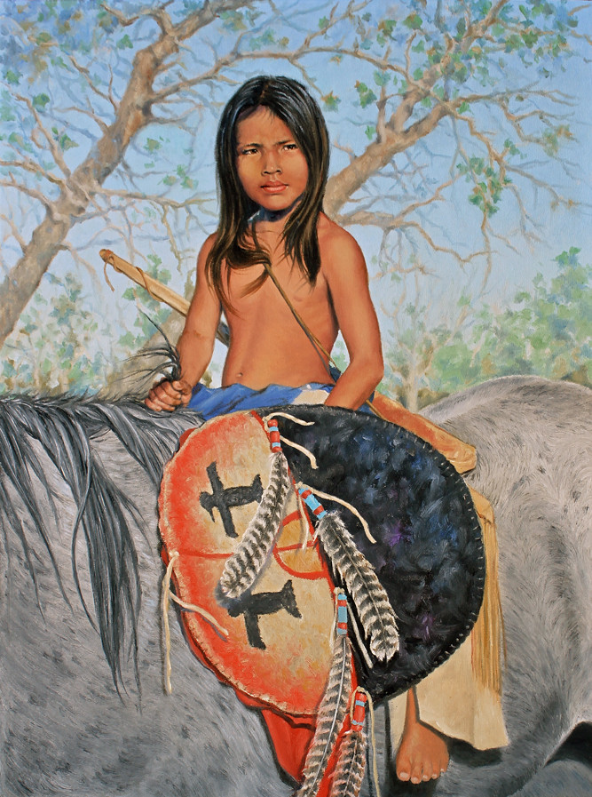 Lakota Ways by Randy Galloway