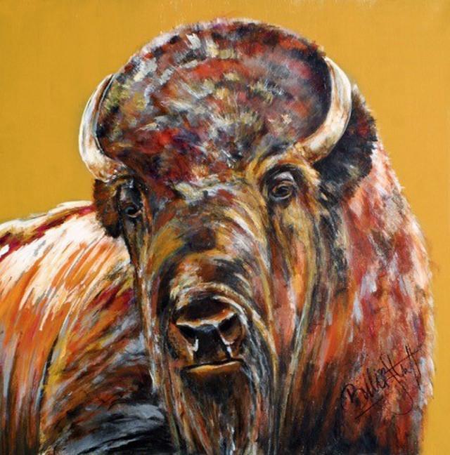 Eramund - Prairie Monarch by Billie Stuff
