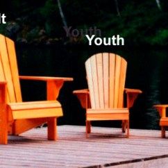 Adirondack Chair Plan Rubber Feet Bunnings Youth Size Downloadable