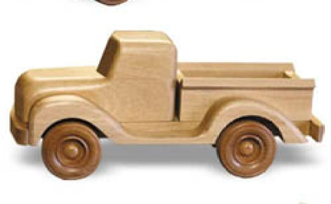 Cole S Trucks Woodworking Plan Approx 11