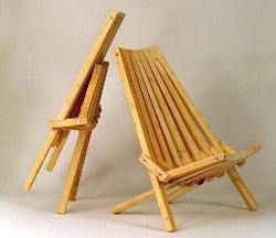foldable chair plans party covers amazon folding lawn deck plan wood instructions