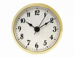 4 Inch Clock Inserts