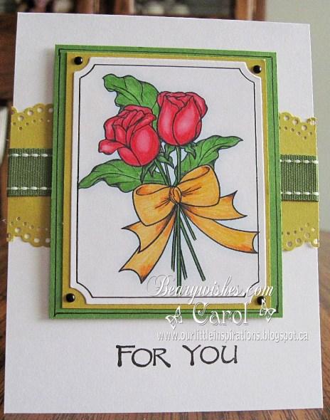 Carol-Roses