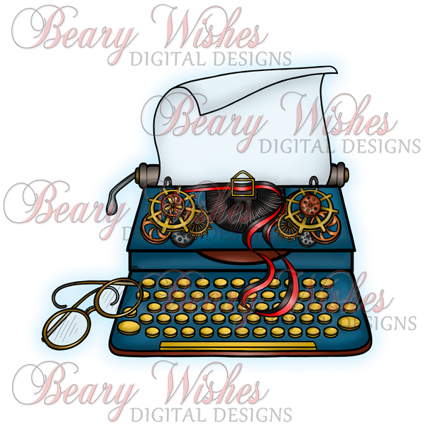 SP-Typewriter-WM-BLue