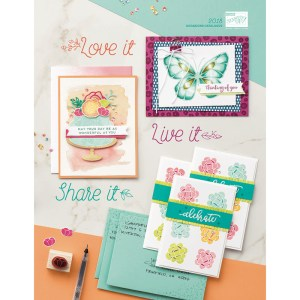 2018 Occasions Catalog, stampin up