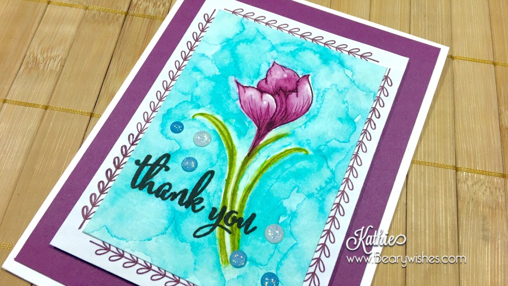 anadian stampin up demonstrator, stampin up, paper piecing, card making, card making Canada, paper crafting, paper crafting Canada, stamping up demonstrator, Kathie zaban, bearywishes, stampinkathie, stampin Kathie, Stamping, card making Canada, petal palette, beautiful day, blog hop