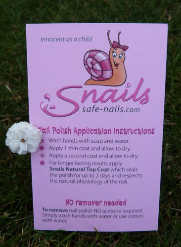 Snails instructions