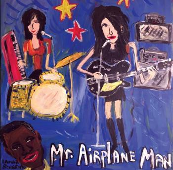Mr Airplane Man - Comp