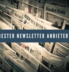 Newsletter Anbieter