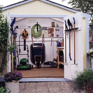 Interior Design Ideas For Your Garden Shed