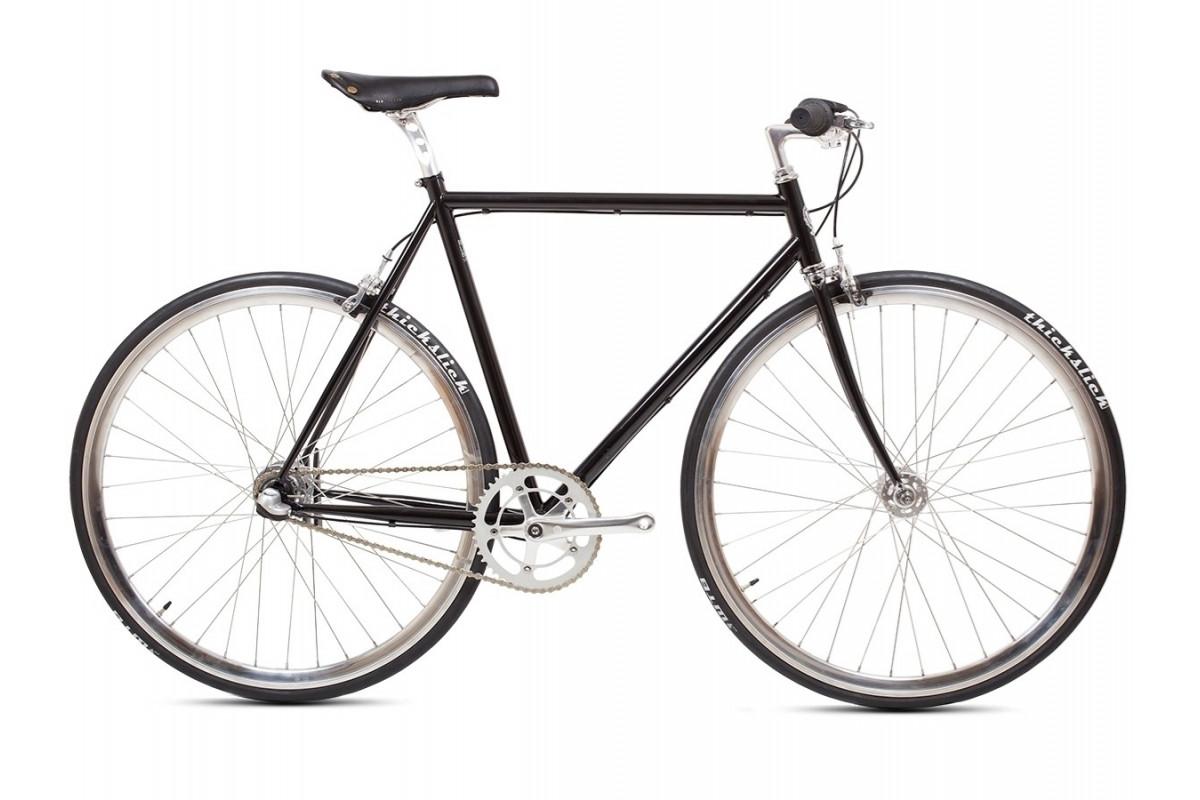 Vélo urbain BLB CLASSIC BLK COMMUTER 3 Vitesses