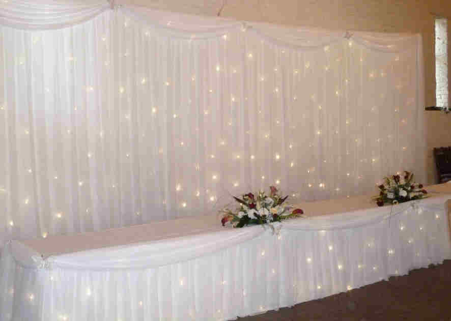 wedding chair covers in surrey oak pressed back kitchen chairs lighting, drapes, decor - beat-n-bop discos [ mobile basingstoke & south of england ...