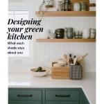 Designing your green kitchen