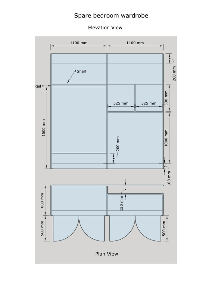 Most versatile home office layout