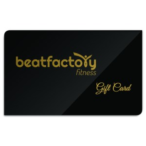 Beatfactory Fitness 1-Month Unlimited Gift Card