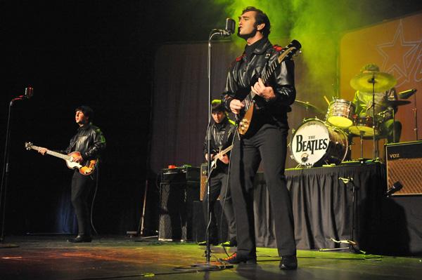 Beatlemania Tribute Band Tour Dates
