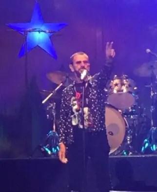 Ringo Starr live at the Hard Rock Cafe & Casino, Tulsa, 1 September 2018