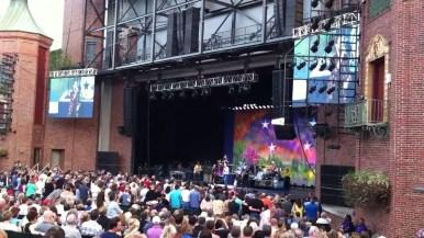 Ringo Starr live at Starlight Theater, Kansas City, Missouri, 3 September 2018