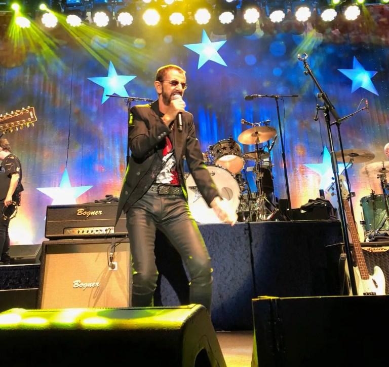 Ringo Starr live at Century Center, South Bend, USA, 9 September 2018