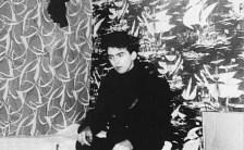 George Harrison at the Bambi Kino, Hamburg, 1960