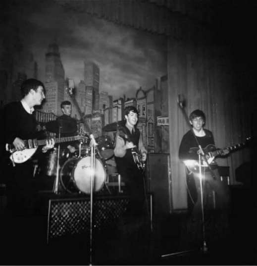 The Beatles at the Star-Club, Hamburg, 1962