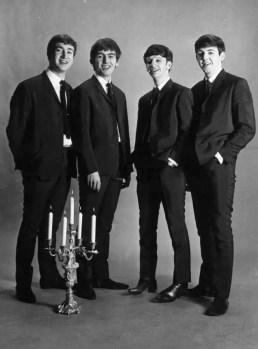 Beatles publicity photographs, 1962