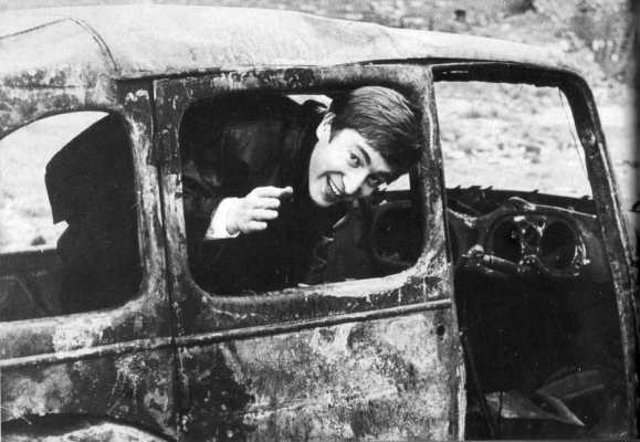 John Lennon, Liverpool, September 1962