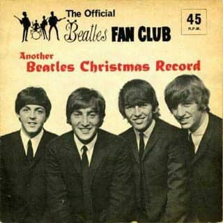 The Beatles' Christmas Fan Club single, 1964