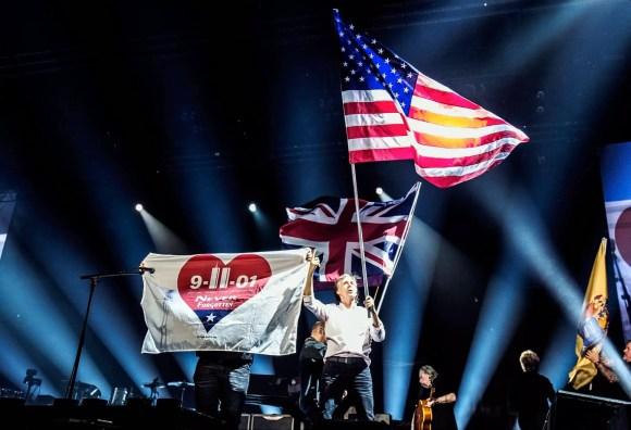 Paul McCartney live at Prudential Center, Newark, New Jersey, 11 September 2017