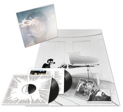 John Lennon – Imagine black vinyl (2018)
