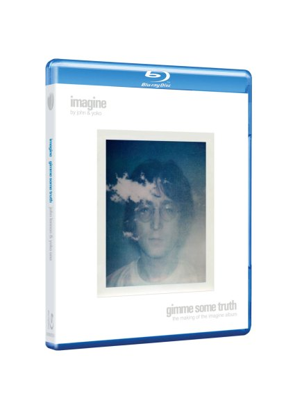 John Lennon/Yoko Ono –Imagine/Gimme Some Truth Blu-ray (2018)