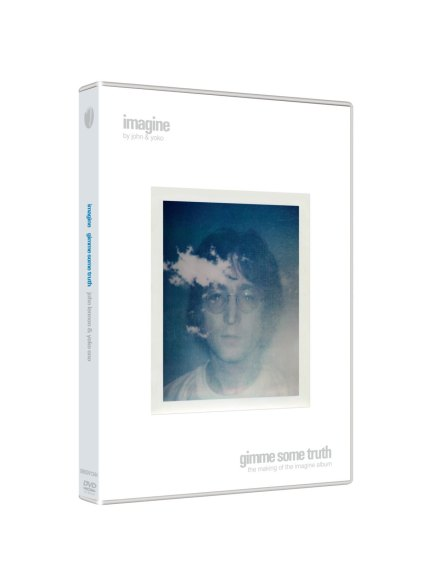 John Lennon/Yoko Ono –Imagine/Gimme Some Truth DVD (2018)