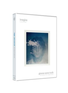 John Lennon/Yoko Ono – Imagine/Gimme Some Truth DVD (2018)