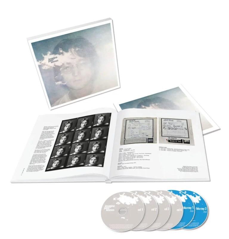 John Lennon –Imagine –The Ultimate Collection box set (2018)