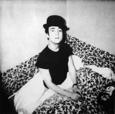 John Lennon in Paris, 1961