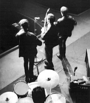The Beatles, Playhouse Theatre, Manchester, 11 June 1962