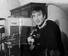 John Lennon, Cavern Club, Liverpool, 22 August 1962