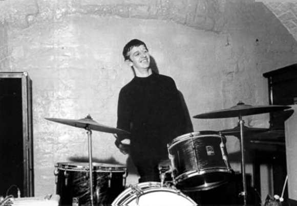 Ringo Starr, Cavern Club, Liverpool, 22 August 1962