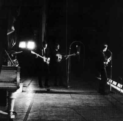 The Beatles at the Empire Theatre, Liverpool, 24 March 1963