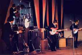 The Beatles at the Hollywood Bowl, 23 August 1964