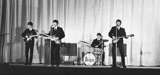 The Beatles on Stage