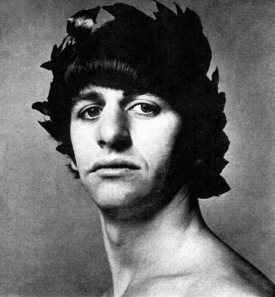 Ringo Starr photographed by Richard Avedon, 29 January 1965