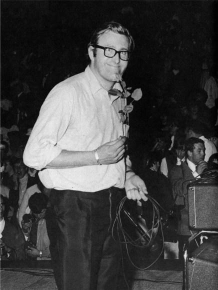 Mal Evans, Munich, Germany, 24 June 1966