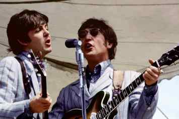 The Beatles live in Cincinnati, 21 August 1966