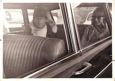 John and Cynthia Lennon, 1966
